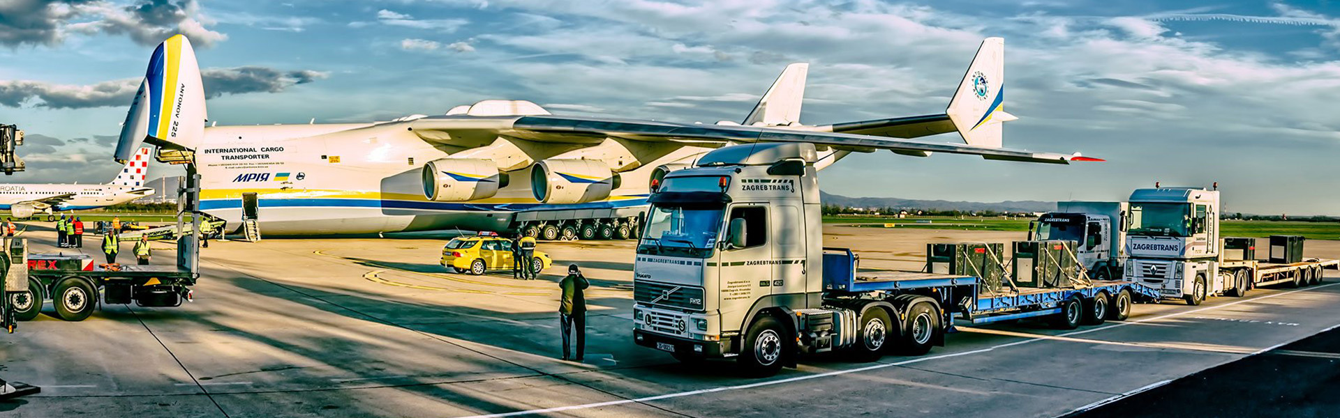 Delivery of aircraft